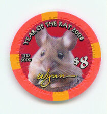 New listing $8 Wynn Year Of The Rat Chip Mouse Cute