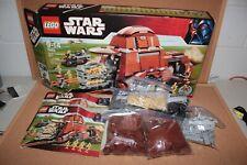 LEGO 7662 Star Wars Episode l Trade Federation MTT 100% Complete w/ Box