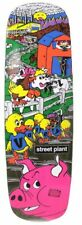 "Street Plant Barnyard Dark Green 9,5""   Skateboard Deck"