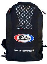 Fairtex Backpack, Black