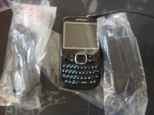 HTC 6175 Ozone Black OPEN Cell Phone keyboard smartphone bluetooth
