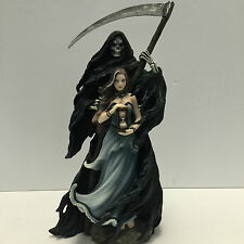 """Anne Stokes """"Summoning The Reaper"""" Statue Sculpture Figurine Ship Immediately"""