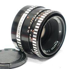 Meyer-Optik Gorlitz Oreston 50mm 1:1.8 Zebra lens, fits Pentax M42 camera mount
