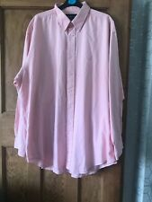 Ralph Lauren,mens Shirt,pink,size XL,fashion,trendy,vintage,hipster,cool