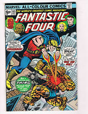 Fantastic Four #165 VG/FN Marvel Comics Comic Book Crusader 1976 DE29