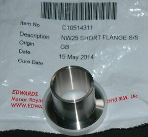 C105-14-311  NW25 Short Flange 30mm