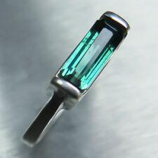 Emerald Platinum Natural Fine Rings