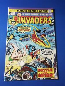 Invaders #1 VG