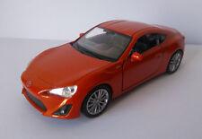 Welly Modello di auto 1:34-1:39 - TOYOTA gt86