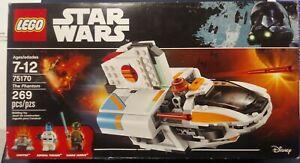 LEGO STAR WARS 75170 REBELS THE PHANTOM w/ ADMIRAL THRAWN RETIRED SEALED SET MIB
