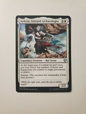 Mtg Magic Ardenn, Intrepid Archaeologist Commander Legends Nm