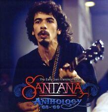 CD de musique en album Blues Rock santana