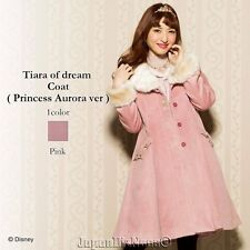 New Japan Secret Honey Disney Aurora Tiara of Dreams Lavender Coat