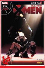 All New X-Men 12 Mail 2017 xmen Apocalypse Civil War II Panini # NEUF #