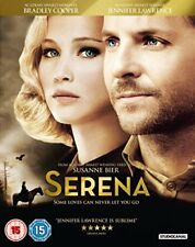 Serena [Blu-ray] [2014] [DVD][Region 2]