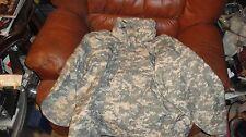 ARMY GEN III ACU DIGITAL LEVEL 6 GORE-TEX JACKET COLD/WET PARKA LARGE REGULAR