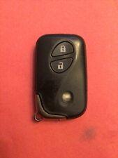Lexus 3 BUTTON REMORT smart car KEY FOB. (14aac)