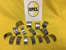 CUSCINETTI principale Albero a gomiti biella Opel Olympia Rekord R3