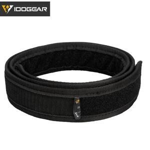 """IDOGEAR Tactical Belt Mens Belts Sports Inner Belt Hunting 1.7"""" Waist Belt Gear"""