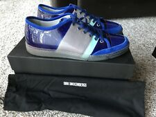 Dirk Bikkembergs Low Tops sz9 Limited Edition Item Made In italy
