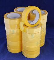 32x Goldband Washi Tape Abklebeband Abdeckband Malerkrepp 120°C - 30mm x 50m