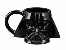 Star Wars Mug Darth Vader Sculpted Ceramic Coffee Tea Kitchen Home Gift Fan New
