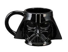Star Wars Mug Darth Vader Sculpted Ceramic Coffee Tea Kitchen Home Gift Fan New