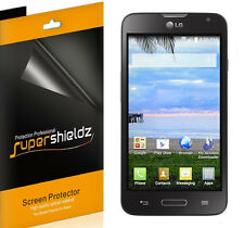 6X Supershieldz HD Clear Screen Protector Shield Saver Cover For LG Ultimate 2