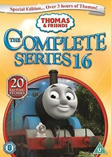 Thomas The Tank Engine & Friends: The Complete 16th Series NEW DVD