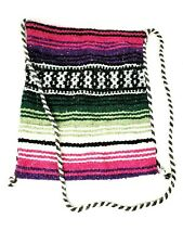 "Earth Ragz Mexican Made Drawstring Bag Pre-Owned 14"" x 12"""