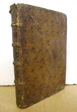 Jacobi, Sive Actii Synceri Sannazarii ( Sannazaro ) Poemata 1731 Leather Bound