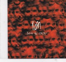 Korn-Here To Stay cd single