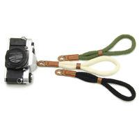Camera Strap Wrist Strap Hand Nylon Rope Camera Wrist Straps Wrist Band Lanyard