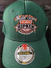 Cal Ripken World Series Baseball Under Armour Babe Ruth League Hat Cap Size M