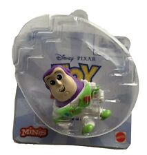 Disney Toy Story 4 Buzz Lightyear 2 inch Mini Figure in Egg Shape Package Mattel