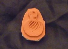 Perfume Bottle Rubber Stamp