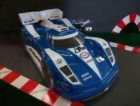 0171 - Carrozzeria Toyota GT1 1/8 Scale GT RC car body traxxas