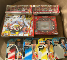 wwe rumblers lot and other Toys