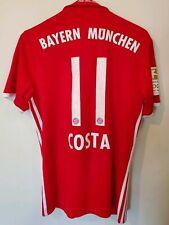 Adidas Bayern Munich #11 Costa Home soccer jersey mens small