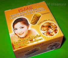 ISME Tanaka Curcuma Plai Whitening Cream Nourishing Face Anti-Aging UV Protect