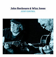 "John Renbourn/Wizz Jones - Joint Control (RECORD STORE DAY NEW 2 x 12"" VINYL LP)"