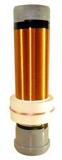 Teslaspule (Prim + Sek) für 24V SSTC Teslatrafo, Tesla Coil Spule, Teslacoil