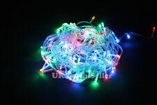 Luci di Natale multicolore Natale senza marca