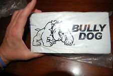 NEW LOT OF 4 BULLYDOG BULLY DOG BULLDOG CAR STICKER DECALS