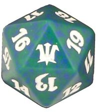 INNISTRAD Green Spindown Lifecounter Dice Dado Verde d20 MTG MAGIC