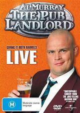 Al Murray - The Pub Landlord - Giving It Both Barrels - Live (DVD, 2006)
