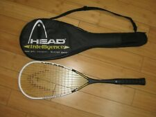 Head Ti.180 Iltelligence Titanium Power Zone Squash Racquet Racket