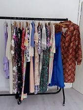 Job Lot vintage clothing dresses x 20