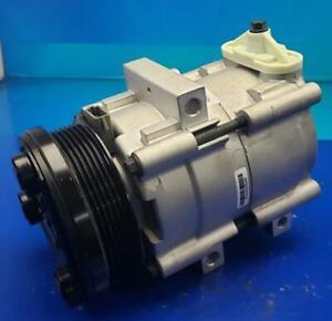 AC Compressor Fits Mercury Ford F-Series Lincoln (1 Year Warranty) N58129