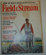 Field & Stream Magazine Hunt Deer & Seafood Cooking April 1968 012915R